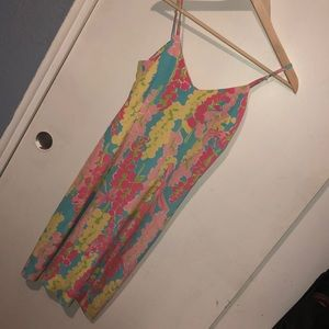 Gorgeous Lilly Pulitzer silk dress